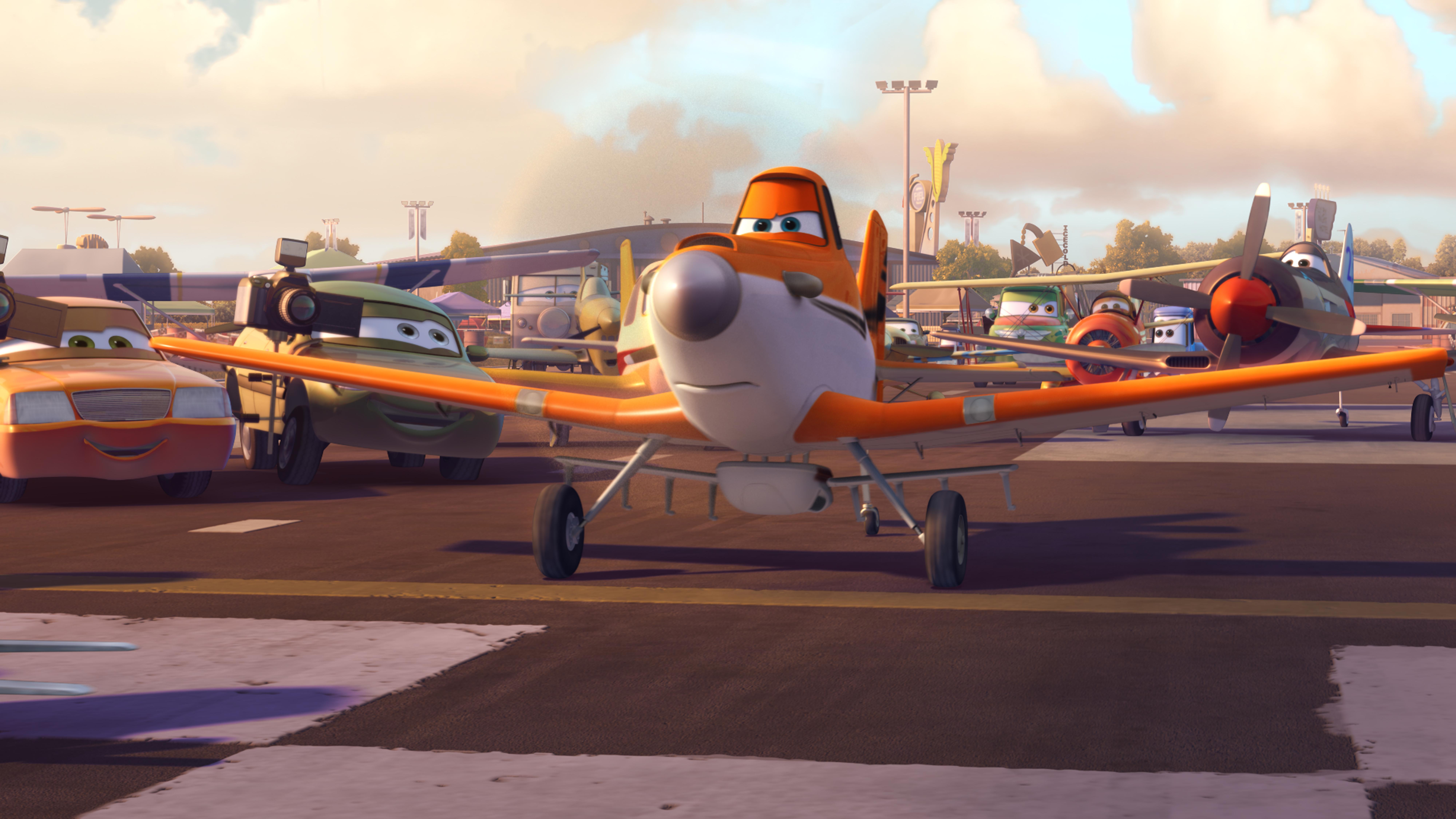Planes Film Still