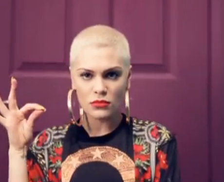 Jessie J My Party video still