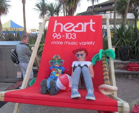 Family Fiesta Deckchair Fun