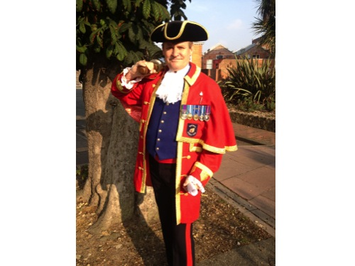 Hastings Town Crier