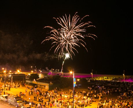Great Yarmouth Fireworks 2013 Wk 6