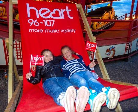 Pleasure Beach Deckchair of Dosh Sat 31st Aug