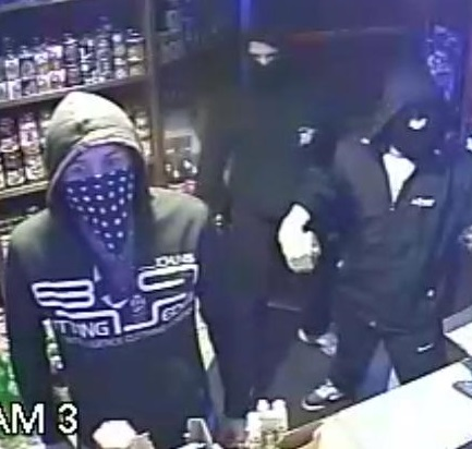 CCTV Robbery Alt Peterborough