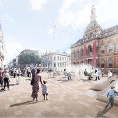 Ipswich Cornhill Plan B