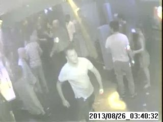 CCTV Prince of Wales Fluke Nightclub