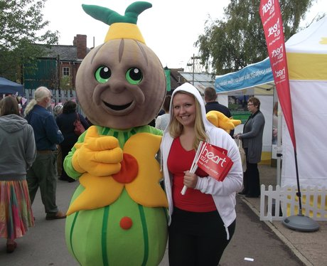 Newent Onion Fayre 2013