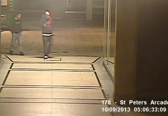 CCTV peterborough jewellery burglary 2
