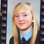 schoolgirl Christina Edkins