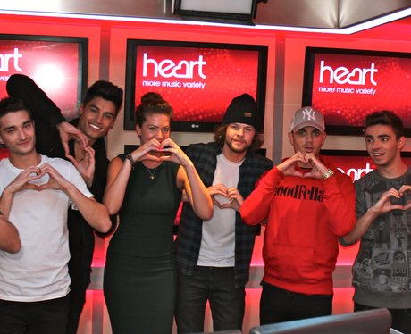 Give It Some Heart TV Campaign with The Wanted