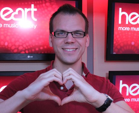 Give It Some Heart TV Campaign with Matt Wilkinson