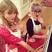 Image 1: Taylor Swift and Kelly Osbourne