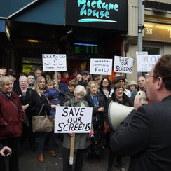 Cinema Protest