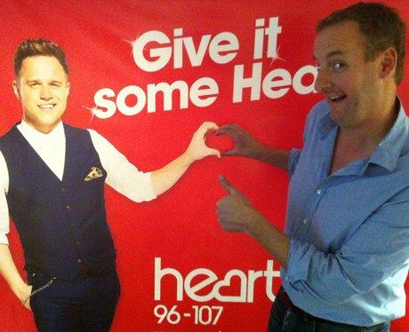 Heart Kent Giving it some Heart!