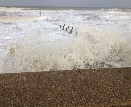 Sea Walcott Storm Norfolk
