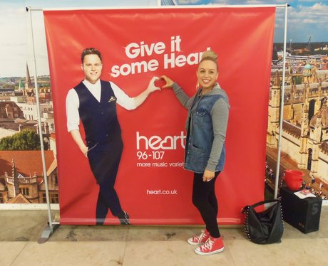 Give It Some Heart - The Clarendon Centre