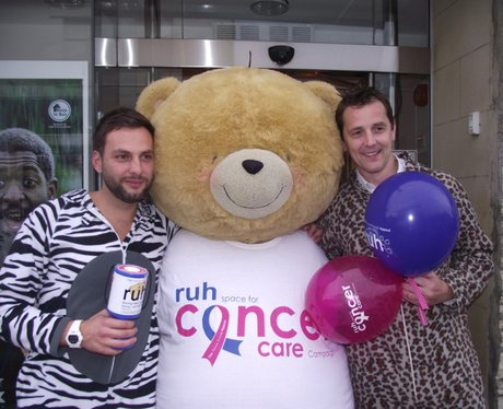 Heart Angels: RUH Ted's Big Day Out