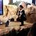 Image 4: Rihanna and a penguin