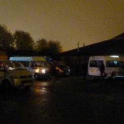 Wisbech Police Raid