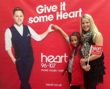 Heart Angels: Give It Some Heart - The Mall Maidst