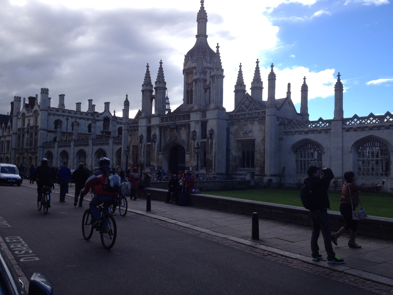 Kings college Cambridge
