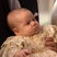 Image 5: Prince George in his christening gown