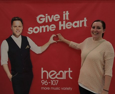 Give it some Heart - Telford Shopping centre