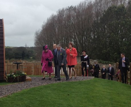 Queen at South Downs Youth Hostel