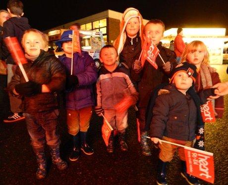 Bonfire Night Ellesmere Port