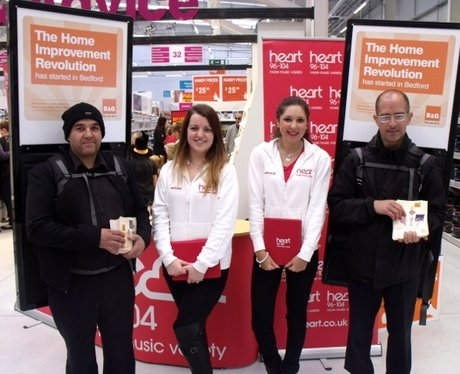 B&Q Bedford - New Store Opening