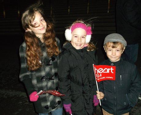 Cheltenham Fireworks 2nd November 2013