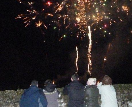 Colchester Fireworks