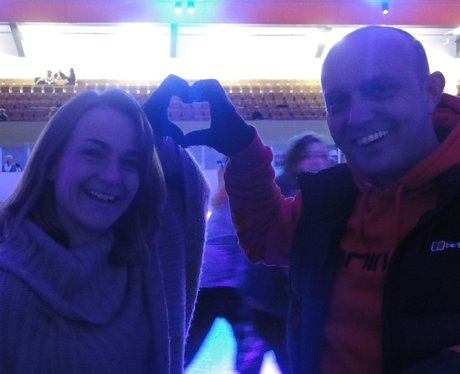 Give it some Heart - Telford Ice Rink