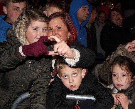 Heart Angels Birmingham Christmas Parade 9th Novem