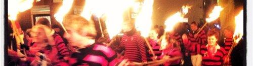 Lewes Bonfire 2013