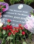 Christina Edkins Memorial