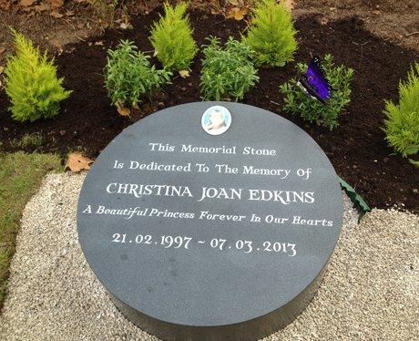 Christina Memorial Stone