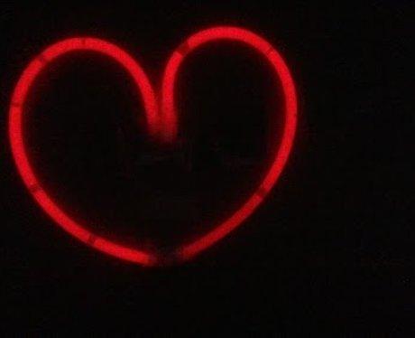 The Heart Angels were at Shoreham Beach Fireworks