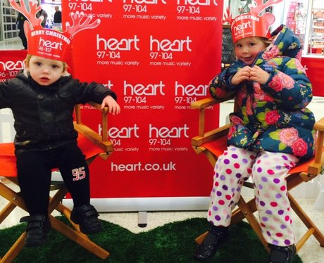 The Heart Angels were 'Giving it some Heart' at th