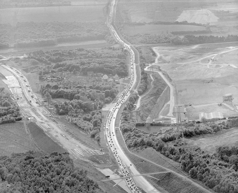 50 Years of the Dartford Tunnel