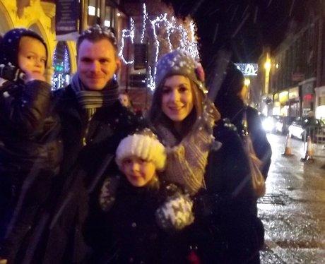 More Northampton Christmas Lights 2013