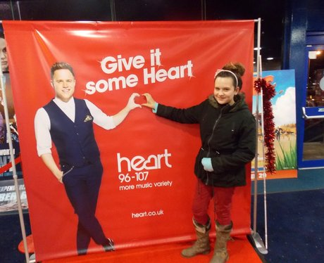 Odeon Dudley Give it some Heart