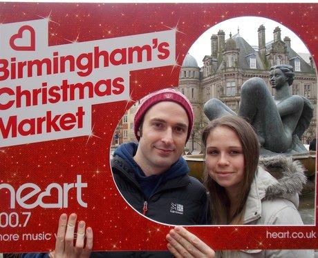 Birmingham Christmas Market (27 November 2013)