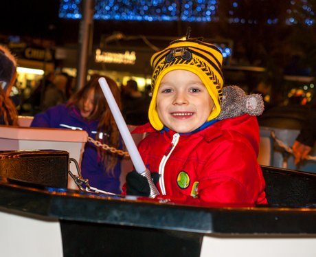 Great Yarmouth Christmas Lights 2013
