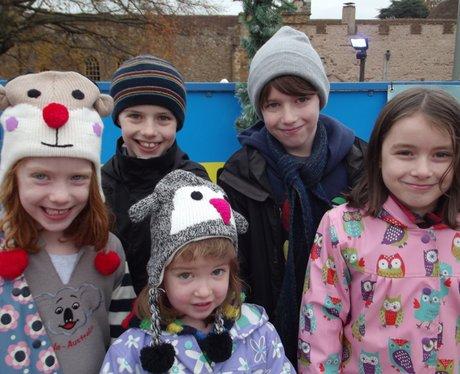 Heart Angels: Taunton Winter Wonderland - Part One