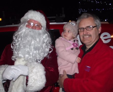 Heart Angels: Weston-super-Mare Christmas Lights
