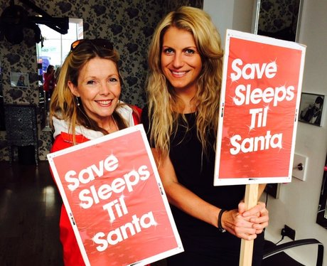 'Sleeps Til Santa' has been cancelled this year an