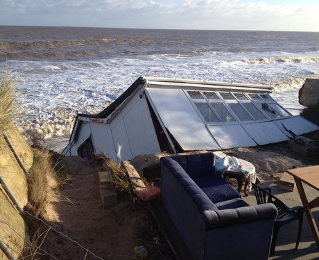 Flood house Hemsby