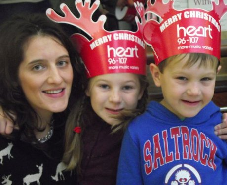Heart Angels: CHSW Surprise Flight With Santa - Pa