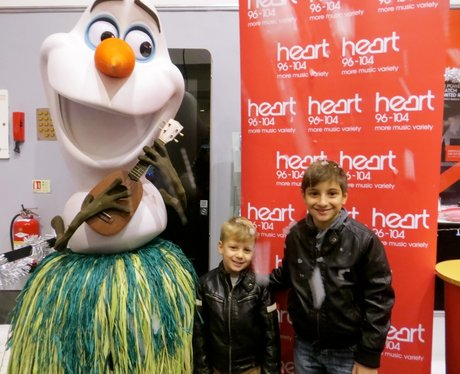 Heart Angels: Frozen Fun (1st December 2013)