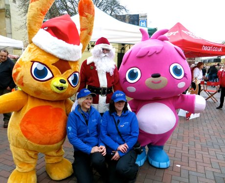Heart Angels: Love Bedford Christmas Activity - (2